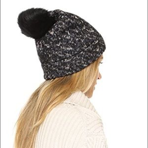 0c904232822 rag   bone Accessories - Rag   Bone Scarlett Melange Knit Beanie Wool